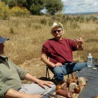 picnic lac cijara